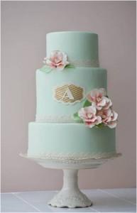 Splash of Colour Cake